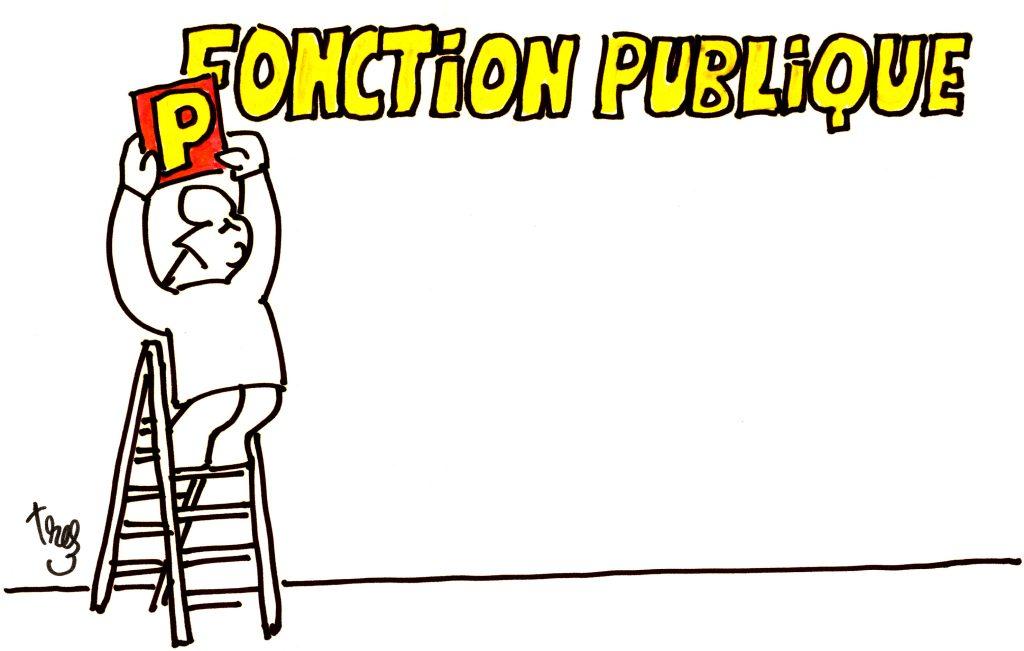 Fonctionnaire...